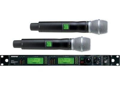 Radio Microfono Shure UR4
